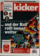 Kicker Montag Magazine Issue NO 14