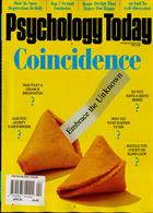 Psychology Today Magazine Issue APR 20