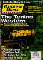 Railroad Model Craftsman Magazine Issue 02