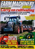 Farm Machinery Journal Magazine Issue MAY 20