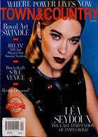 Town & Country Us Magazine Issue APR 20