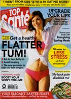 Top Sante Travel Edition Magazine Issue APR 20
