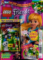 Lego Friends Magazine Issue NO 70