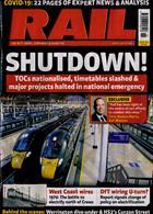 Rail Magazine Issue 08/04/2020