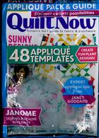 Quilt Now Magazine Issue NO 76