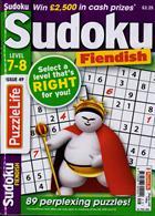 Puzzlelife Sudoku L7&8 Magazine Issue NO 49