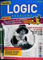 Puzzler Logic Problems Magazine Issue NO 428