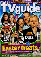 Total Tv Guide England Magazine Issue NO 16