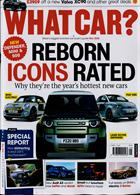 What Car Magazine Issue MAY 20