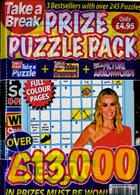 Tab Prize Puzzle Pack Magazine Issue NO 11