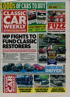 Classic Car Weekly Magazine Issue 08/04/2020
