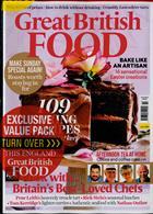 Great British Food Magazine Issue SPRING