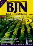 British Journal Of Nursing Magazine Issue VOL29/7