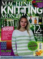 Machine Knitting  Magazine Issue MAY 20