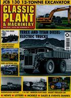 Classic Plant & Machinery Magazine Issue APR 20