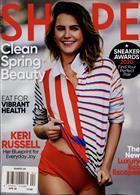 Shape Magazine Issue APR 20