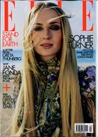 Elle Us Magazine Issue APR 20