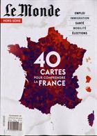 Le Monde Hors Serie Magazine Issue 70H