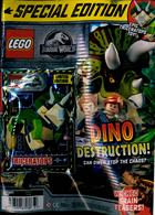 Lego Specials Magazine Issue JURASSIC 6