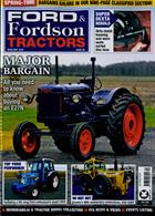 Ford And Fordson Tractors Magazine Issue APR-MAY