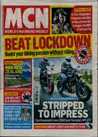Motorcycle News Magazine Issue 08/04/2020
