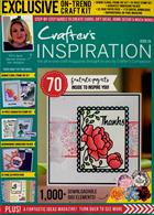 Crafters Inspiration Magazine Issue NO 26