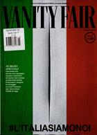 Vanity Fair Italian Magazine Issue NO 20014-5