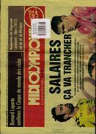Midi Olympique Magazine Issue NO 5541