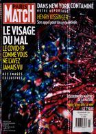 Paris Match Magazine Issue NO 3701