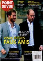Point De Vue Magazine Issue NO 3742