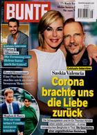 Bunte Illustrierte Magazine Issue NO 16
