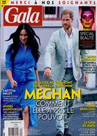 Gala French Magazine Issue NO 1400