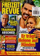 Freizeit Revue Magazine Issue NO 16