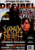 Decibel Magazine Issue APR 20