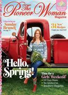 Pioneer Woman Magazine Issue SPR 20