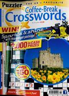 Puzzler Q Coffee Break Crossw Magazine Issue NO 91