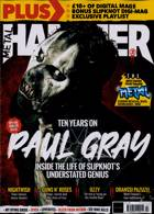 Metal Hammer Magazine Issue NO 336