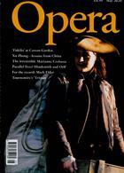 Opera Magazine Issue MAY 20