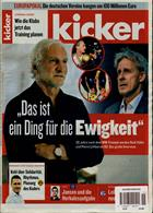 Kicker Montag Magazine Issue NO 15