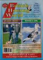 British Homing World Magazine Issue NO 7523