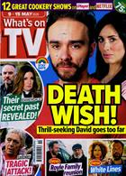 Whats On Tv England Magazine Issue 09/05/2020