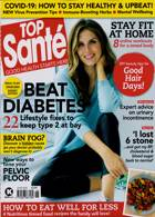Top Sante Health & Beauty Magazine Issue JUN 20