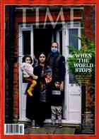 Time Magazine Issue 30/03/2020
