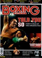 Boxing Monthly Magazine Issue APR 20