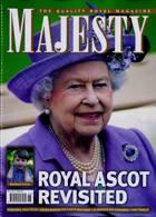 Majesty Magazine Issue JUN 20