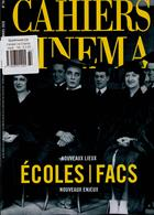 Cahier Du Cinema Cdu Magazine Issue NO 764