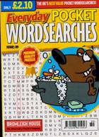 Everyday Pocket Wordsearch Magazine Issue NO 89