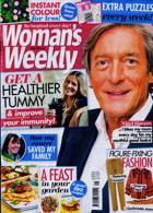 Womans Weekly Magazine Issue 19/05/2020