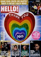 Hello Magazine Issue NO 1634