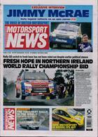Motorsport News Magazine Issue 06/05/2020